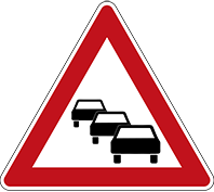 Traffic Sign Test Driving License